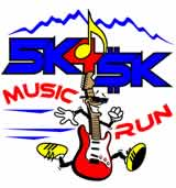 5k for $5k Music Run