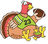 Leftover Turkey Trot