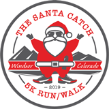 Santa Catch Virtual 5k 10k